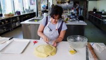 Carla Makes Blueberry-Ginger Pie   From the Test Kitchen   Bon Appétit