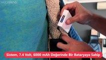 Çok Üşüdüğü İçin Isıtmalı Ceket İcat Edip 17 Ülkeyi Sıraya Dizen Türk