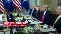 Donald Trump Slams Gas Pipeline Deal, Calls Germany Russian 'Captive'