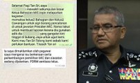 IGP: Viral text linking me to MIC election is fake