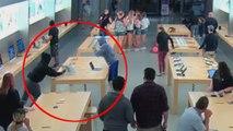 De jeunes voleurs dérobent pour 27 000 $ de produits dans un Apple Store