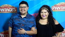 """Rico and Raini Rodriguez """"On Your Feet!"""" Los Angeles Premiere Red Carpet"""
