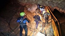 Boys and Coach Rescued from Cave in Thailand