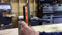 How to Replace or Sharpen a Riding Lawn Mower Blade - video
