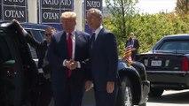 NATO Devlet ve Hükümet Başkanları Zirvesi - Liderlerin gelişleri - BRÜKSEL