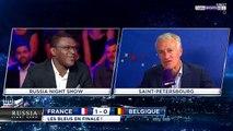 """""""Parle normalement, je suis Dédé, je suis ton ami..."""" : Didier Deschamps se moque de son ami Marcel Desailly, en duplex sur BeinSport"""