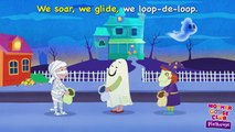 Ghost Family | Halloween Childrens Song With Mother Goose Club Playhouse