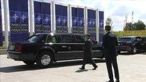 NATO Devlet ve Hükümet Başkanları Zirvesi - Liderlerin Gelişleri