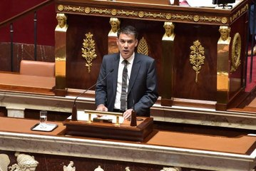 Intervention d'Olivier Faure à l'Assemblée nationale