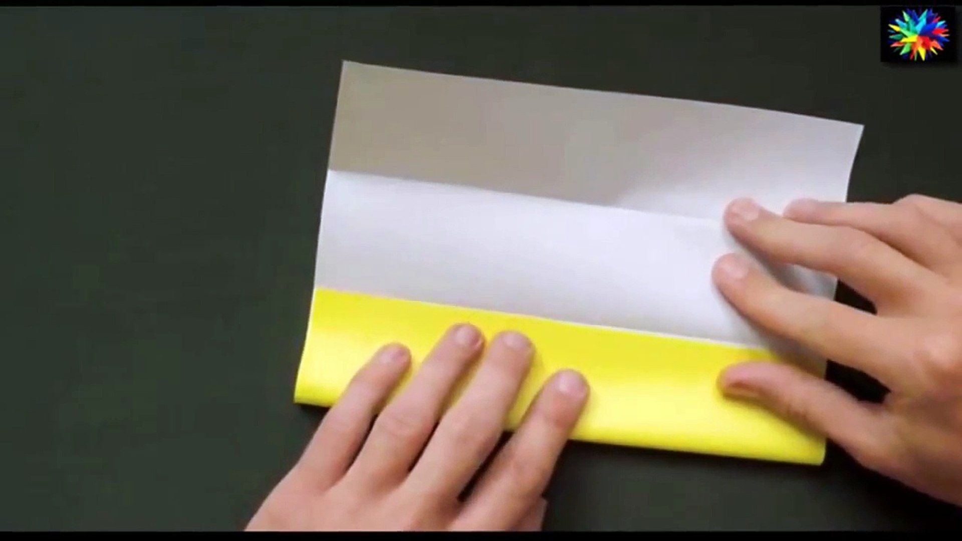 How to make a Paper Box Origami /  Как сделать Коробку из Бумаги Оригами