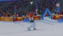 Steep スノーボードハーフパイプ韓国ショーン・ホワイトを超えるトリプルコーク1400でゴールドメダル