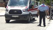 Gümüşhane Freni Boşalan Otomobil, Duvara Çarptı 1 Ölü, 6 Yaralı