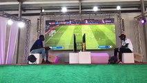 eSport France vs Argentine (4-1 socre final)Mouhamadou Mamour Ndiaye qualifié pour les quarts de finale#Senegal wiwsport.com