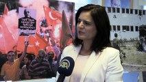 Kosova'da AA'nın darbe girişimi fotoğrafları sergisi - PRİZREN
