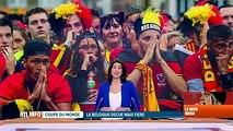 Mondial 2018, France-Belgique: les Belges ont le Blues aujourd'hui