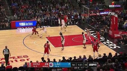 NBA  James Harden signe l'humiliation de l'année ! - vidéo Dailymotion