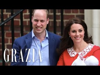 The Duke And Duchess Of Cambridge Announce Name Of Third Child