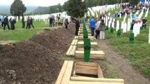 Srebrenitsa Soykırımı 23. Yılında Anıldı- 35 Soykırım Kurbanı Daha Defnedildi