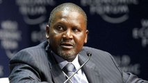 Africa's richest man, Aliko Dangote says he is ready to take a wife now