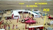 Dakar Rally - Competitor Area