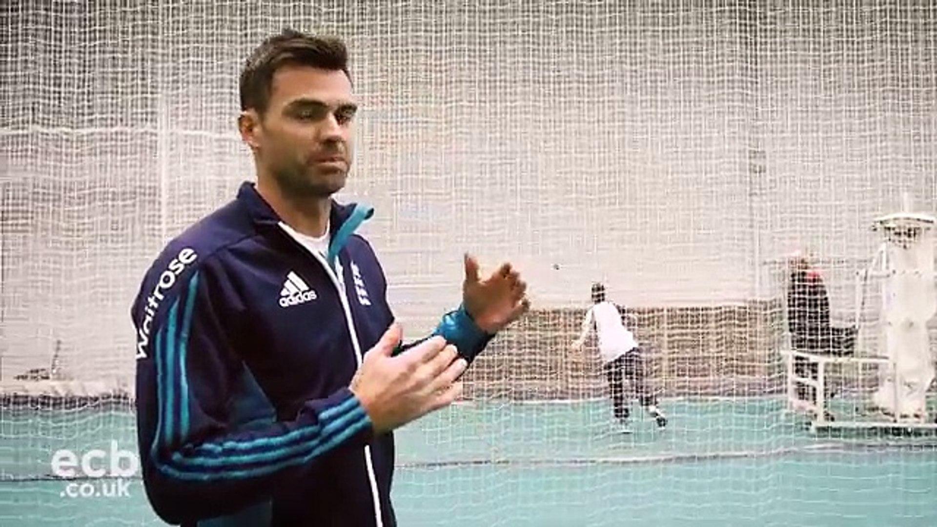 James Anderson Running Tips England Cricket Tips
