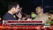 Mian Jab Ayega Seedha Jail Jayega- Debate Between PTI Voters And PML(N) Voters