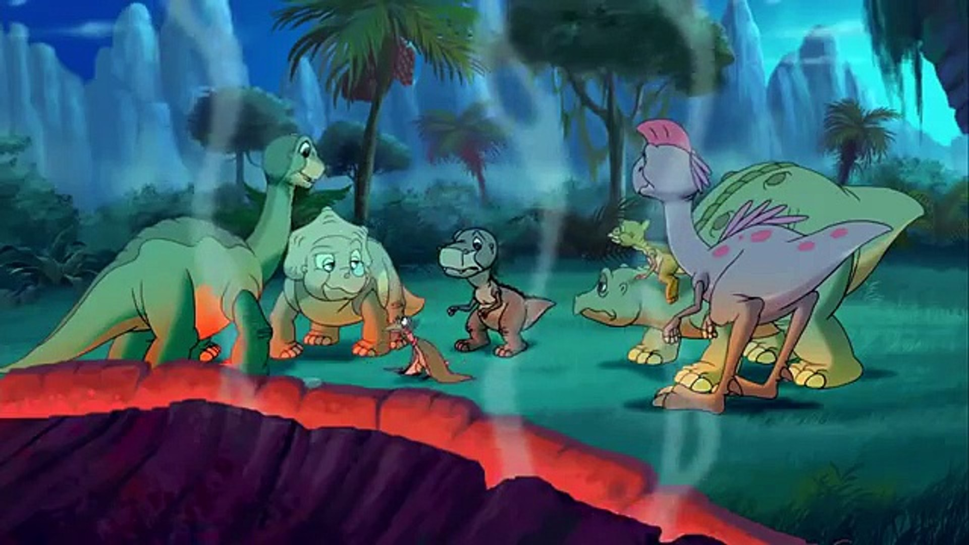 The Land Before Time The Lone Dinosaur Hd Compilation