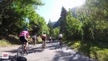 Tour de France : L'étape Annecy - Le Grand Bornand, 160km dans les Alpes en caméra embarquée