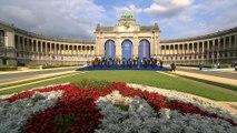 NATO Devlet ve Hükümet Başkanları Zirvesi - Aile fotoğrafı - BRÜKSEL