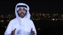 The iconic singer Fahad Al Kubaisi sends his Ramadan wishes to #QNB customers and followers