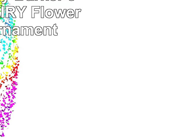 Cicely Mary Barker JASMINE FAIRY Flower Fairy Ornament