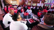 Cricket South Africa (CSA) and KFC celebrated the country's largest development programme at the KFC Mini-Cricket National Seminar 2018 at the Bonamanzi Game Re