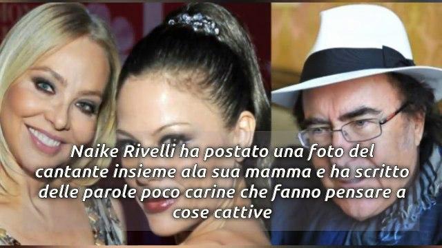 """Albano attaccato da Naike Rivelli, la figlia di Ornella Muti: """"Mia mamma sa cose che…"""" - notizie 24h"""