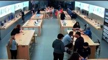 Des voleurs subtilisés 27.000 dollars d'iPhone en 30 secondes dans un Apple Store californien !