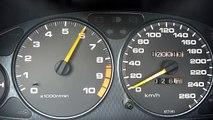 Honda Integra Type R 230HP acceleration top speed km_h!