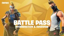 Fortnite - Aperçu du Battle Pass