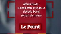 Affaire Daval : le beau-frère et la soeur d'Alexia Daval sortent du silence