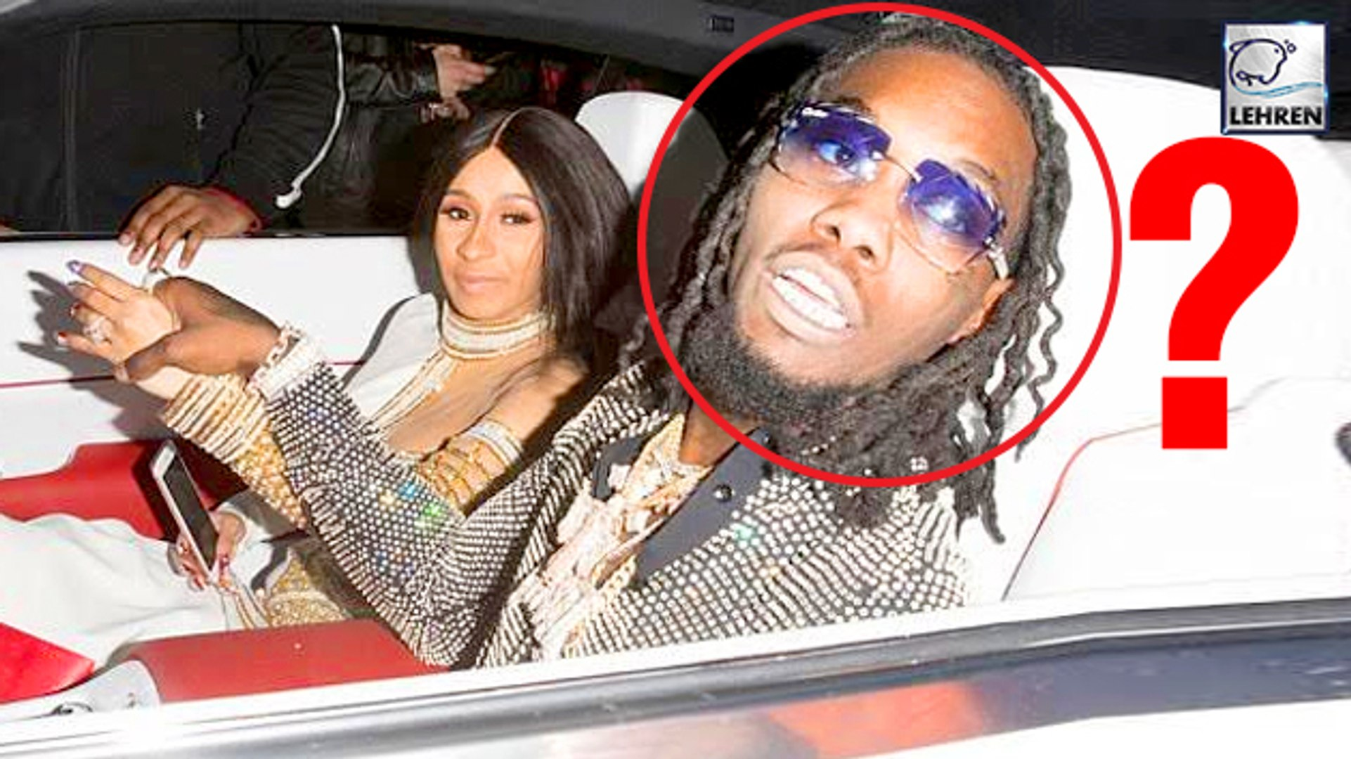 Cardi B's Husband Offset Gets Trolled As Gets Newborn Daughter's Date Of Birth Wrong