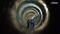Au cœur des Alpes, le chantier gigantesque d'EDF
