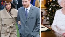The first Christmas spent with  Meghan Markles hilarious Christmas present for the Queen revealed