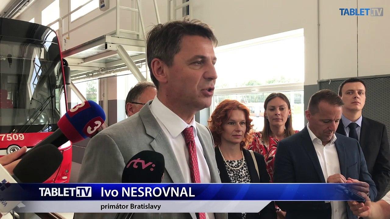 ZÁZNAM: TK primátora Bratislavy I. Nesrovnala