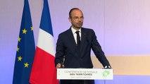 Discours d'ouverture de la Conférence nationale des territoires