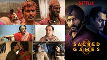 Sacred Games's 5 CONTROVERSIES; Insulting Rajiv Gandhi, Abusive Language & others | FilmiBeat