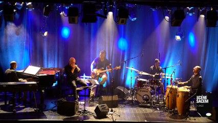 "Olivier Ker Ourio en live ""Singular Insularity "" - Scène Sacem Jazz"
