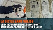 """Des Belges en vacances SANS leurs valises depuis samedi à cause d'une panne à Brussels Airport: """"C'est la débrouille"""""""