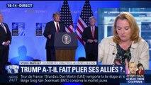 Sommet de l'Otan: Trump a-t-il fait plier ses alliés ?