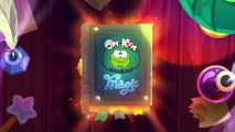 Om Nom Stories: Ice Cave (Episode 33, Cut the Rope: Magic)