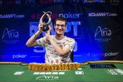 Kyriakos Papadopoulos Wins Zynga Poker WPT500 Las Vegas