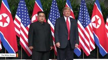 Trump Shares 'Nice Note' From Kim Jong Un, Says 'Great Progress Being Made'