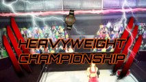 ECW Heavyweight Championship No Hold Barred Match | ECW Hardcore Justice Event 2018
